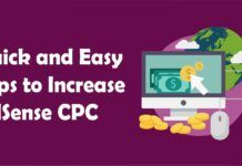 how increase the cpc of adsense sri lanka