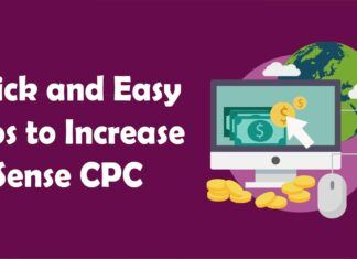 how increase the cpc of adsense sri lanka