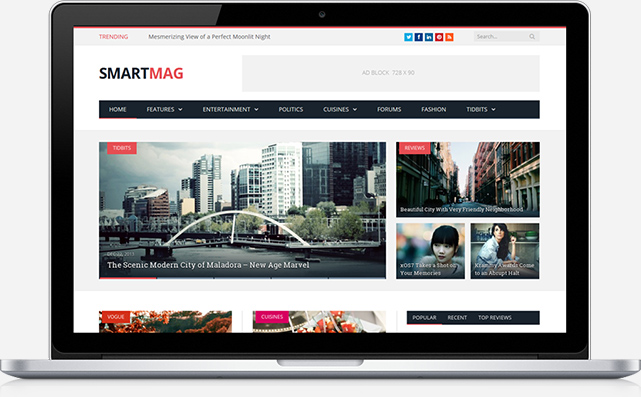 smartmag theme free download 2020