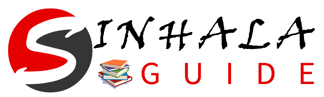 Sinhala Guide