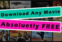 How To Find And Download Free Movies