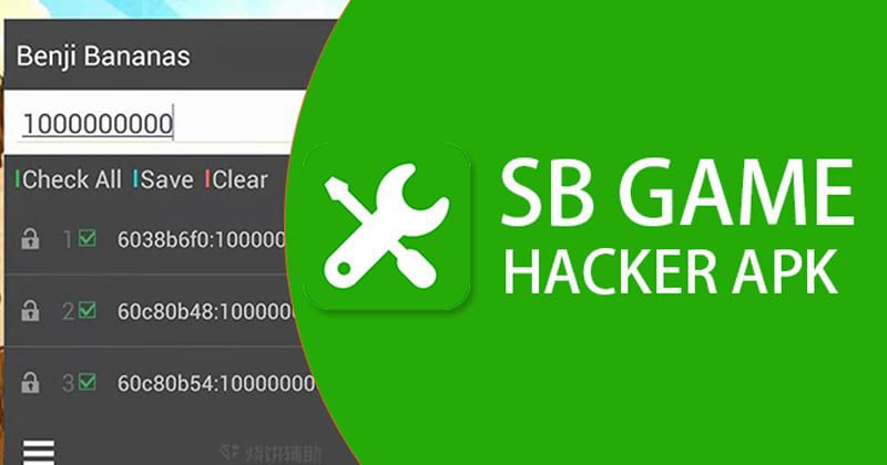 How To Hack Any Android App sb game hacker apk