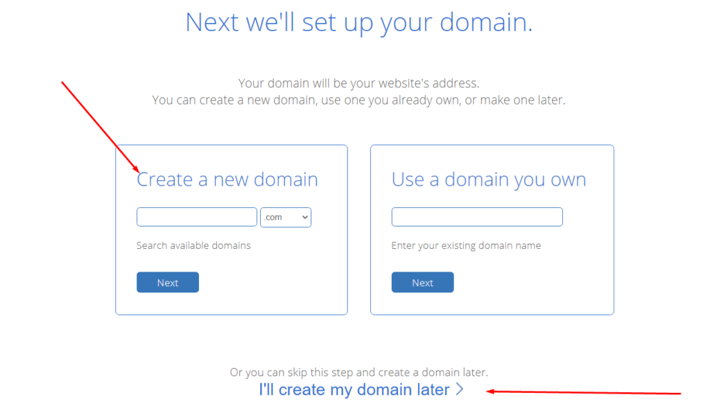 bluehhost domain in sinhala guide wordpress