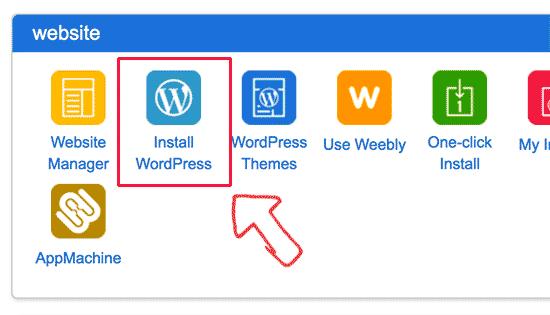 Install wordpress sinhala guide